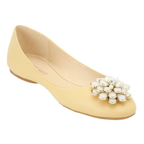 Ballerinas Nine West Amarillas 38,5 - 39
