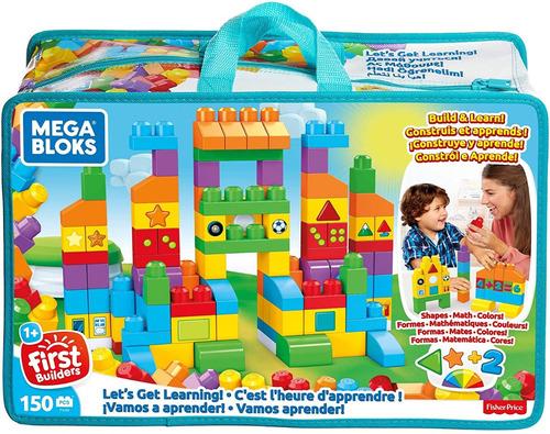 Lego Megabloks Tacos Grandes Legos Para Niños Bebes
