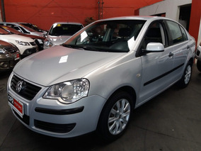 Volkswagen Polo Sedan 1.6 8v Flex Completo 2007/2008