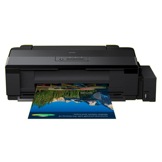 Impressora Epson Ecotank L1800, Preto - C11cd82302