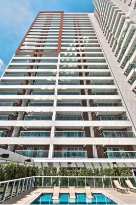 Apartamento Com 1 Dormitório À Venda, 43 M² Por R$ 365.000 - Campo Belo - São Paulo/sp - Ap0343