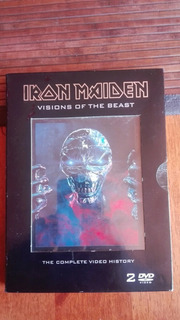 Dvd Iron Maiden Visions Of The Beast