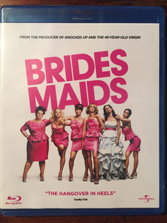 Blu-ray Bridesmaids / Damas En Guerra