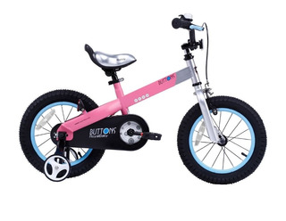 Bicicleta Infantil Royal Baby Buttons Aluminio 16 Niña Niño