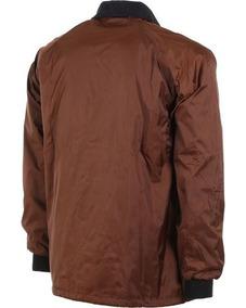 Rompevientos Antihero Eagle Emblema Jacket Black Brown