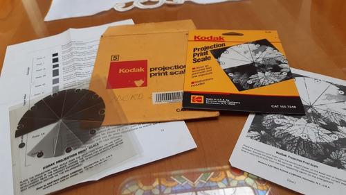 Imagen 1 de 5 de Escala De Impresion Kodak Para Cuarto Oscuro