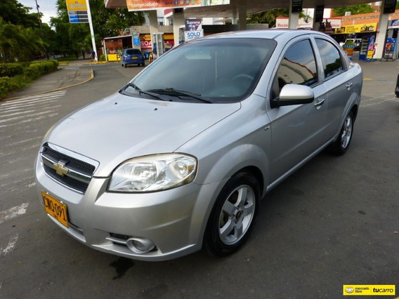 Chevrolet Aveo Emotion Mt 1600cc