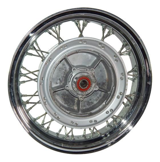 Roda Traseira Honda Shadow 750 Lona - No Estado