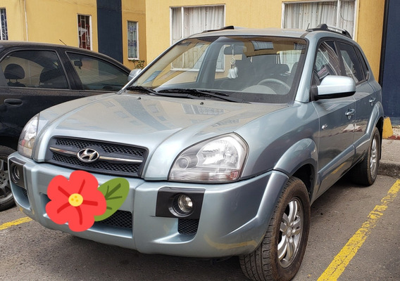 Hyundai Tucson 2008, 4x4 Automatica