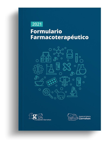 Imagen 1 de 1 de Formulario Farmacoterapéutico 2021 - Fundación Garrahan