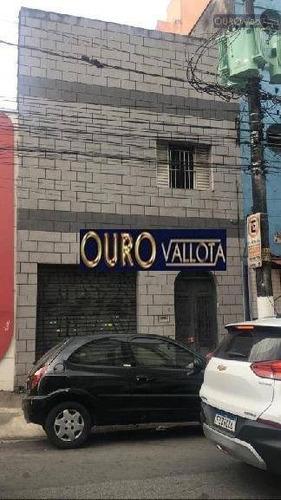 Sobrado Com 1 Dormitório À Venda, 180 M² Por R$ 720.000,00 - Bela Vista - São Paulo/sp - So1013