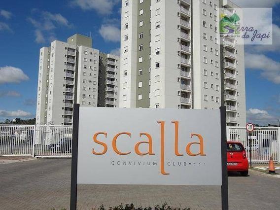 Apartamento Com 2 Dormitórios À Venda, 60 M² Por R$ 316.000 - Chácara Morada Mediterrânea - Jundiaí/sp - Ap3300
