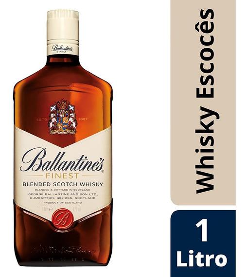 Whisky Escocês Ballantine