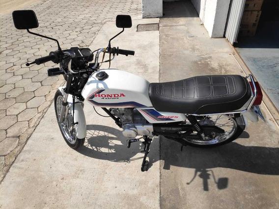 Honda Cg 125 Ano 1987