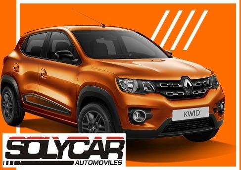 Nuevo Renault Kwid - El Mejor Mini Suv Del Mercado!!!