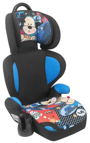 Cadeira Cadeirinha Auto Supreme Azul Menino Bebê 15-36kg