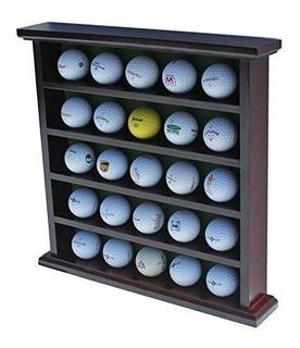 Mueble Pelotas Golf Exhibidor Regalo Febrero Envío Original
