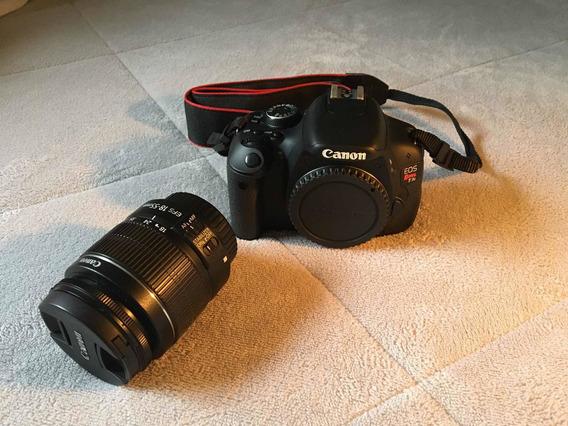 Câmera Canon T3i Kit Corpo + Lente