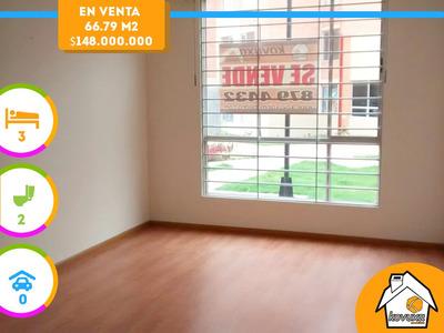 Apartamento En Venta En Alborada Real, Zipaquirá