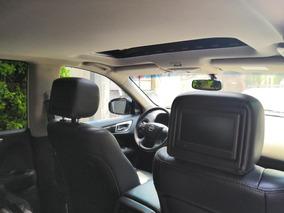 Nissan Pathfinder 3.5 Exclusive 4x4 Cvt 2016