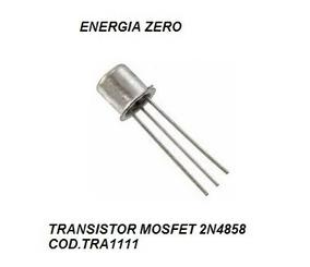 Transistor Mosfet 2n4858 Cod.tra1111 Frete Cr