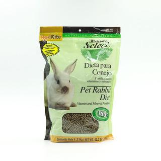 15.6 Kg Alimento Para Conejo Roedor