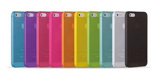 Capa Celular Case iPhone 5, 5s Se Fino Resistente A Sujeira