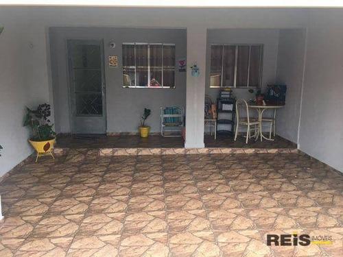 Imagem 1 de 13 de Casa Com 2 Dormitórios À Venda, 72 M² Por R$ 225.000 - Jardim Santa Cecília - Sorocaba/sp - Ca1890