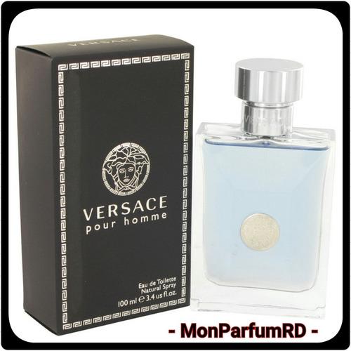 *** Perfume Versace Pour Homme. Entrega Inmediata
