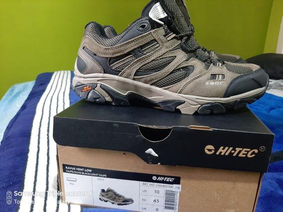 Zapatillas Hitec-nuevas Tall 43