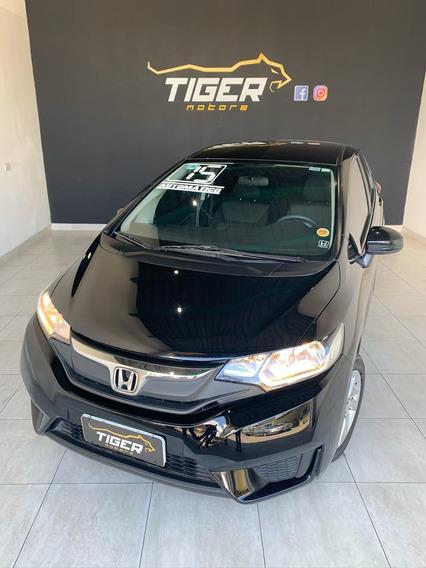 Honda Fit 1.5 Lx Flex Automatico 2015 69.000km