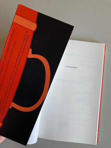 Libro Corasangre De Nicolás Pazos Poesía Viajera Editorial