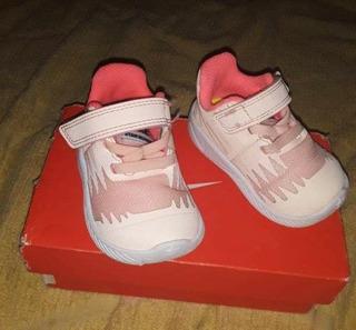 Zapatillas Nike Beba Num 17 Original En Caja