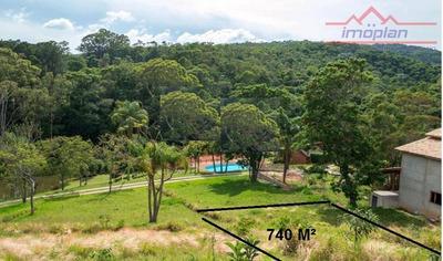 Terreno Em Condomínio Clube - Te1377