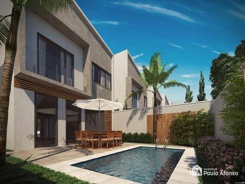 Casa Com 3 Dormitórios À Venda, 122 M² Por R$ 431.913,60 - Residencial Morumbi - Poços De Caldas/mg - Ca0040