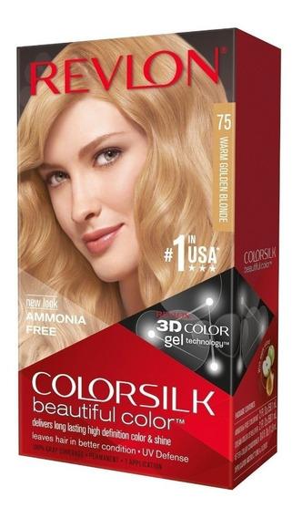Revlon colorsilk tonos rubios