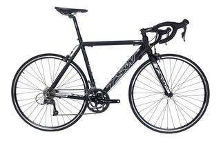Bicicleta Speed Aro 700 16v Claris Preto Tsw Tr20