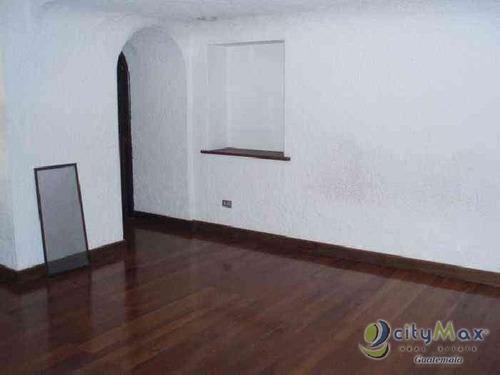Alquilo Apartamento En Zona 15 - Paa-063-08-09