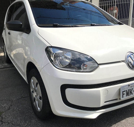 Volkswagen Up Take 1.0 Completo 2015 - 4 Portas