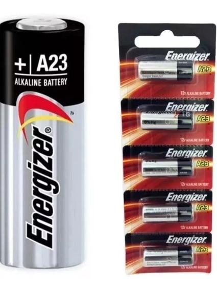 Pilas 23a 12v Energizer Controles Remotos Blisters 5 Unds