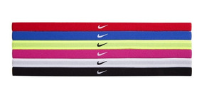 Hairband Nike - Pack Com 6 - Original
