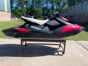 Moto De Agua Sea Doo Spark 900 3 Up Impecable Particular