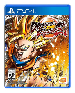 Dragon Ball Fighterz Ps4 Disponible