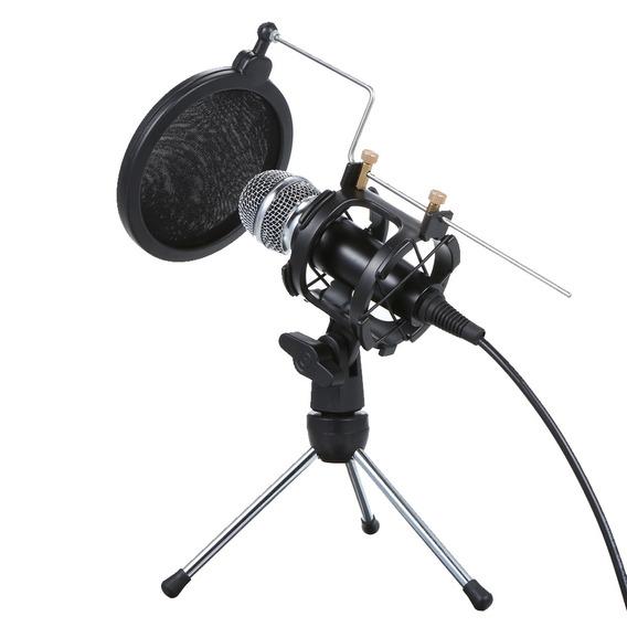 Microfone Condensador Profissional Microfone De Grava??o