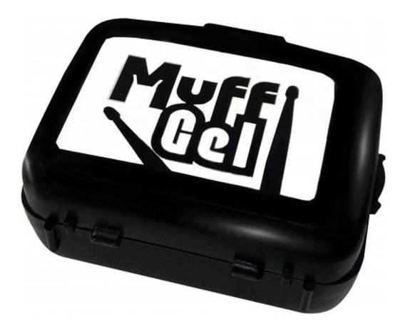 Gel Abafador Para Pele De Bateria E Percussão Luen Muff