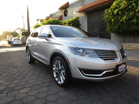 Lincoln Mkx 5p Reserve,v6,2.7t,ta,piel,gps,ra21 4x4