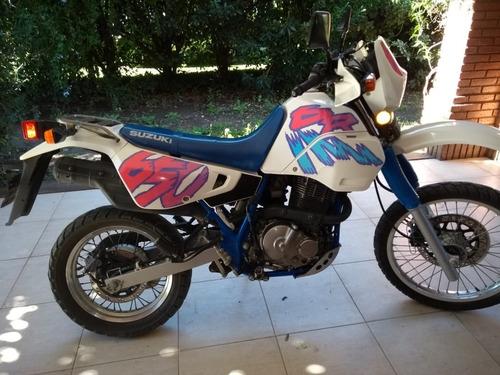 Suzuki Dr 650 R Totalmente Original En Inmaculado Estado