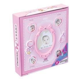 Álbum Menino Menina Baby P/ Chá De Bebê P 120 Fotos 10x15 Cm