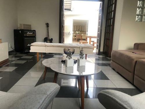 Sobrado Com 3 Dormitórios À Venda, 240 M² Por R$ 630.000,00 - Jardim Santa Mena - Guarulhos/sp - So0373