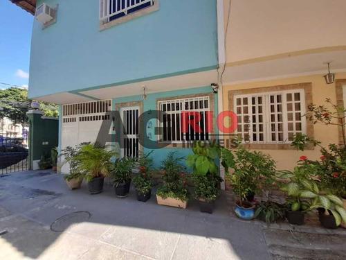 Casa De Vila-à Venda-curicica-rio De Janeiro - Tqcv20028